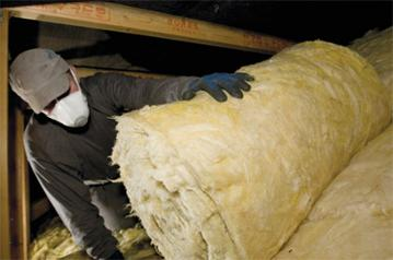 Loft Insulation - Aberdeen Property Maintenance, Roof Repair, Gutter Cleaning, Power Washing, Painting Services