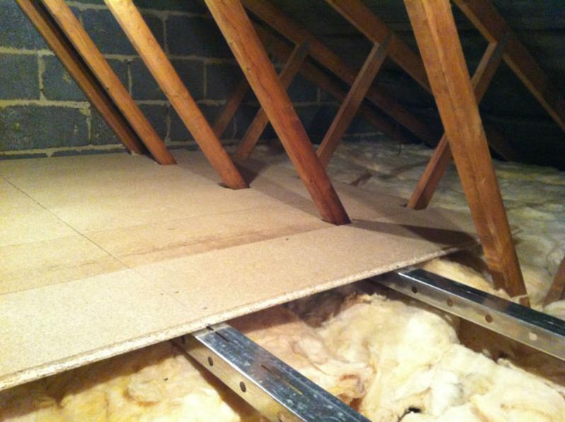 loft insulation-roof repairs ab-gutter cleaning -power washing -aberdeen-handyman-call out